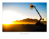"""Miracle Grow"" • Burning Man 2005"