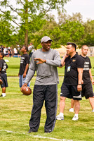 2008 • Tim Brown Mentor Mini Camp @ CHP Academy